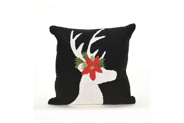 Black Home Accents Pillow by Ashley HomeStore