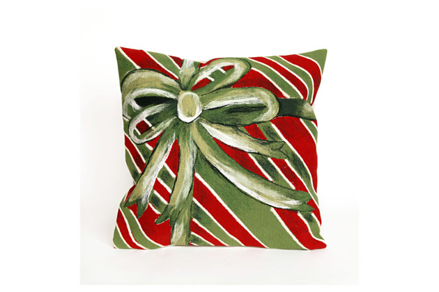 Home Accents Pillow by Ashley HomeStore, Red