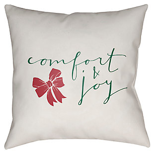 Home Accents Pillow, White, large