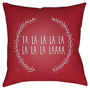 Home Accents Pillow, Red, large