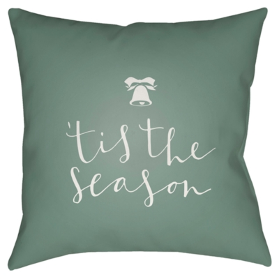 Home Accents Pillow, Green, large