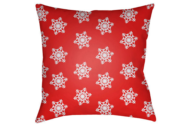 Red Home Accents Pillow by Ashley HomeStore
