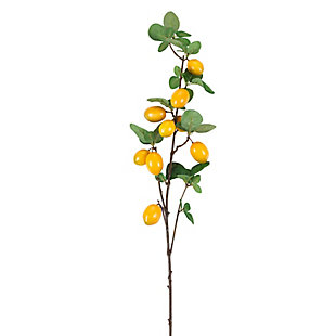 Faux Lemon Branches (Set of 4), , large