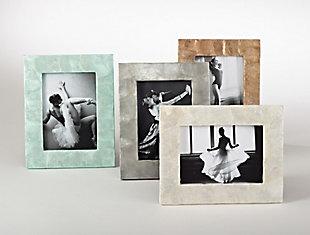 Capiz Design Photo Frame, , rollover