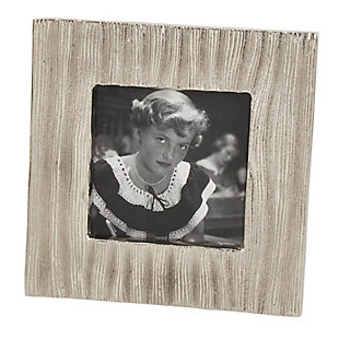 Picture Frame with Distressed Finish, , large