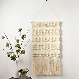 "Braided Woven 47""x24"" Wall Hanging, , rollover"