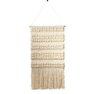 "Braided Woven 47""x24"" Wall Hanging, , large"