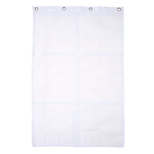 Kenney 6-Pocket Hanging Mesh Shower Organization Caddy, , rollover