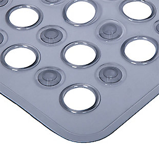 Kenney Non-Slip Bath, Shower, and Tub Mat with Suction Cups, , rollover