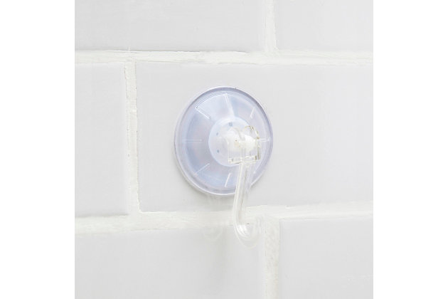 Kenney Suction Cup Hooks, Set of 3, , large
