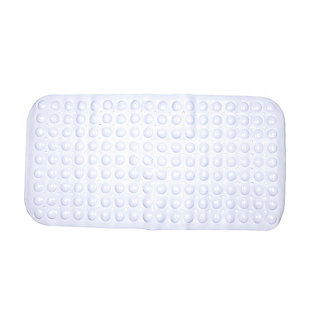 Kenney Non-Slip Bath, Shower, and Tub Mat with Suction Cups, , large