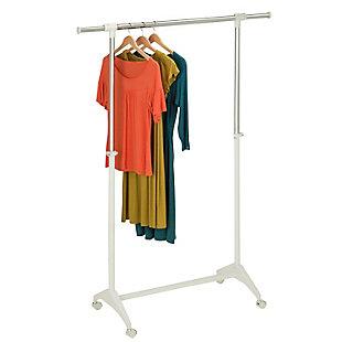 Honey-Can-Do Modern Garment Rack, , rollover