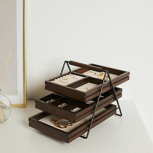 Umbra Terrace Jewelry Tray, , rollover