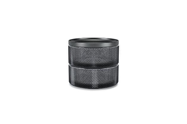 Umbra Tesora Box Glass, Smoke, large