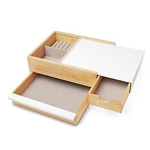 Umbra Stowit Storage Box, Natural, large