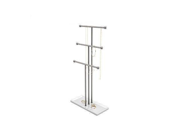Umbra Trigem Jewelry Stand, , large