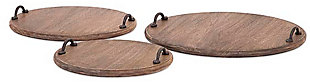 Home Accents Breanna Bread Boards (Set of 3), , rollover