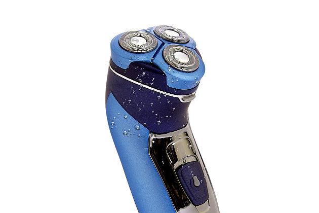 Vivitar Vivitar AquaFlex Waterproof Triple Head Rotary Shaver, , large