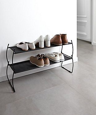 Umbra Imelda Stackable Shoe Rack, , rollover