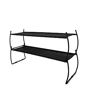 Umbra Imelda Stackable Shoe Rack, , large