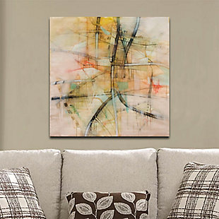 "Cream Dream 38"" x 38"" Giclee on Canvas, , rollover"