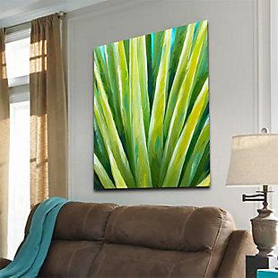 "Aloe Vera 30"" x 30"" Giclee on Canvas, , rollover"