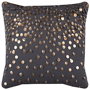 Home Accents Sporadic Sequins Decorative Throw Pillow, , large