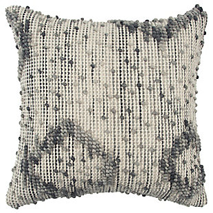 Home Accents Geometric Decorative Throw Pillow, , large