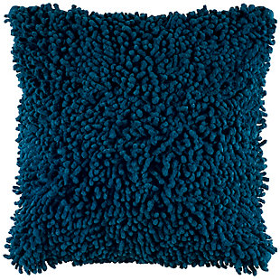 Home Accents Shag Decorative Throw Pillow, , large
