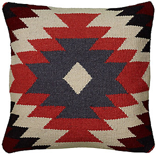 Home Accents Colorful Southwestern Decorative Throw Pillow, , large