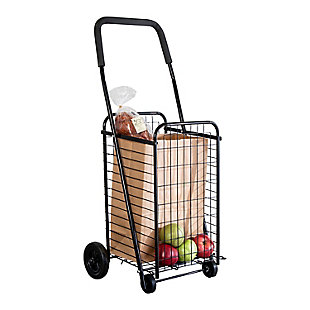 Honey-Can-Do Four Wheel Utility Cart, , large
