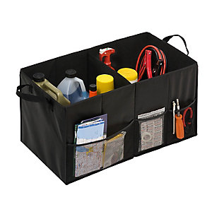 Honey-Can-Do Collapsible Large Folding Trunk Organizer, , large