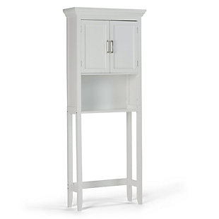 Simpli Home Avington Space Saver Bath Cabinet, , large