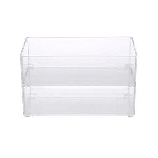 Kenney Storage Made Simple 4 Pack Drawer Organizer Tray, , large