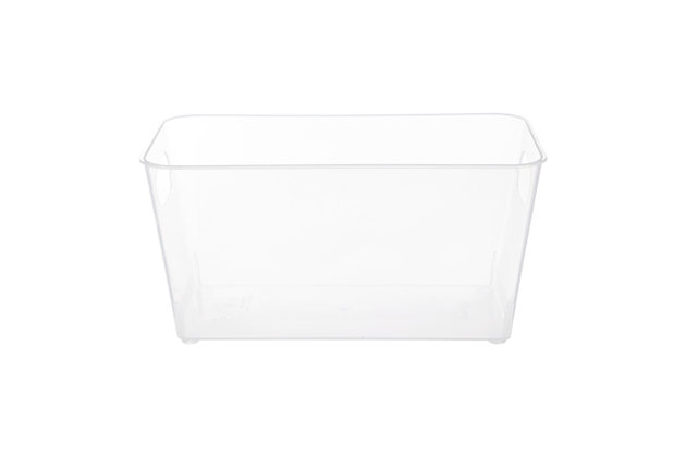 Kenney Storage Made Simple 2 Pack Organizer Bin with Handles, , large