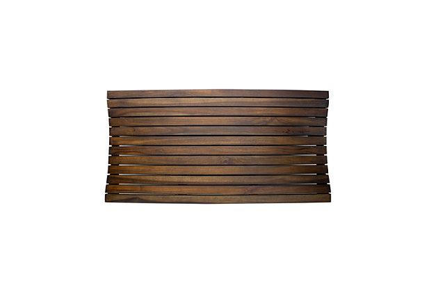 "DecoTeak Eleganto 40"" Wide Floor Mat, , large"