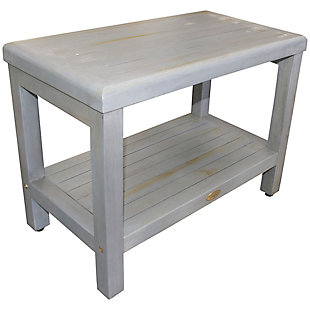"CoastalVogue Eleganto 24"" Wide Shower Bench, , large"