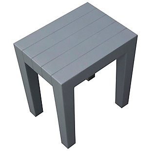 """Tatay Indestructable 15"""" Wide Shower Bench, Set of 2, , rollover"""