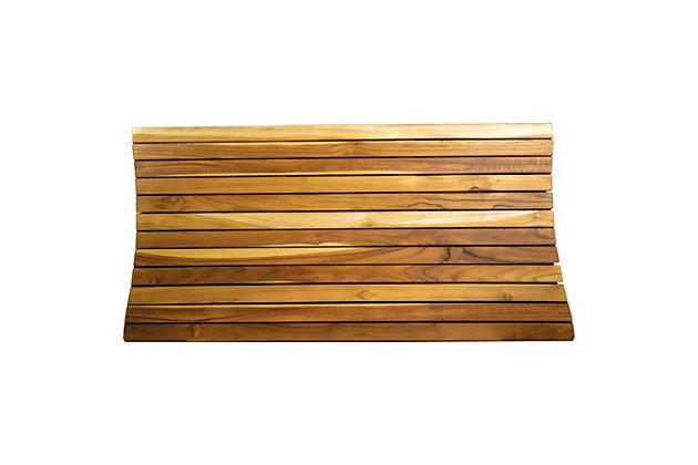 "EcoDecors Eleganto 40"" Wide Floor Mat, , large"