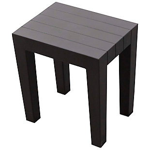 """Tatay Indestructable 15"""" Wide Shower Bench, , large"""
