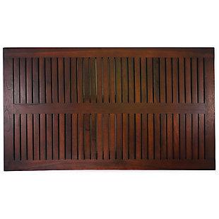 """DecoTeak Eleganto 31"""" Wide Floor Mat, , rollover"""