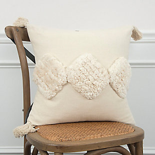 Home Accents Christina Throw Pillow, , rollover