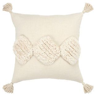Home Accents Christina Throw Pillow, , large