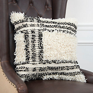 Home Accents Mary Throw Pillow, , rollover