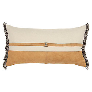 Home Accents Megan Throw Pillow, , large
