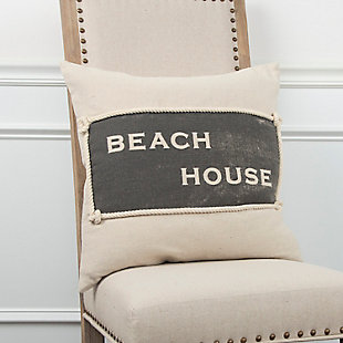 Home Accents Beach House Throw Pillow, , rollover