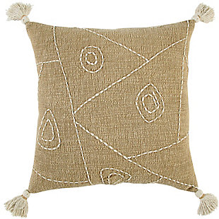 Home Accents Kantha Accents Throw Pillow, , large