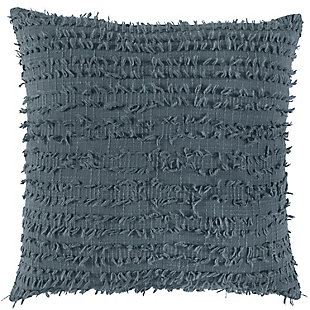 Home Accents Solid Woven Throw Pillow, , large