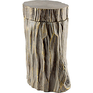Tall Stump Storage Box, , large