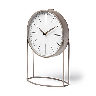 Matte Table Clock, , large